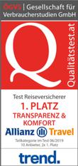 ÖGVS Reiseversicherer 2019